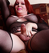 Black sheer anatomy suit. Lustful Wendy posing in a body suit